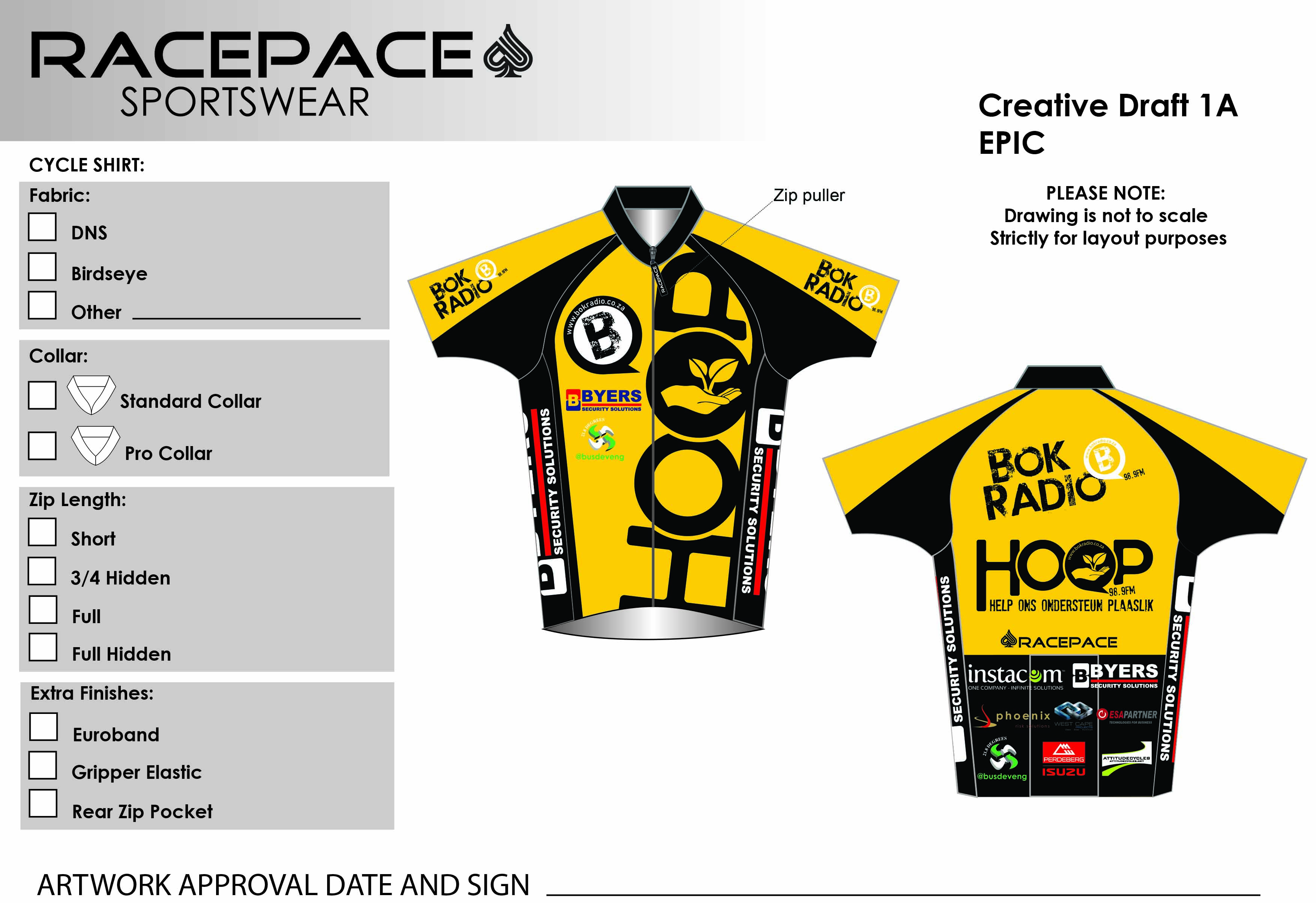 Bok Radio EPIC Cycle Shirt Draft1A
